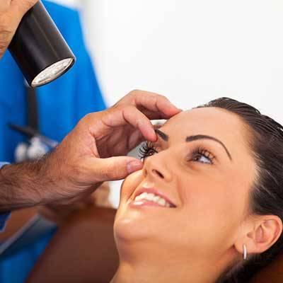 К офтальмологу во время беременности