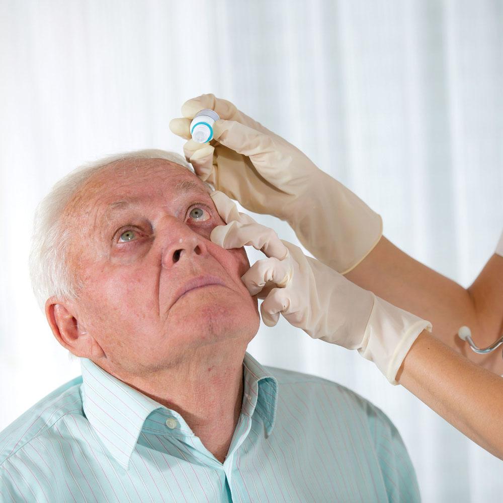 Диагностика зрения катаракта
