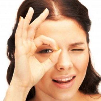 Зарядка для глаз для улучшения зрения